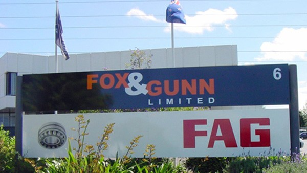 FAG In New Zealand moved to new larger premises in Auckland to serve rapidly growing domestic market.