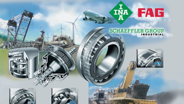 Global FAG Integration into the Schaeffler Group.