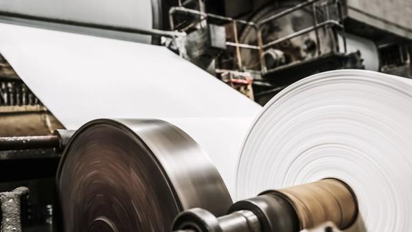 Schaeffler solutions for pulp and paper