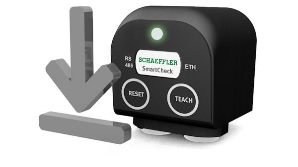 Schaeffler SmartCheck Service & Support