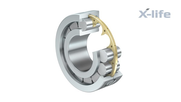 Schaeffler rolling bearings and plain bearings: Low-friction cylindrical roller bearings