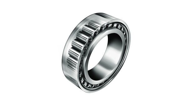 INA cylindrical roller bearings with optimized rib contact
