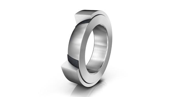 Schaeffler rolling bearings and plain bearings: Angular-contact spherical plain bearings
