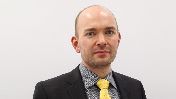 Stefan Glück, Systems Development Manager for Industry 4.0 at Schaeffler