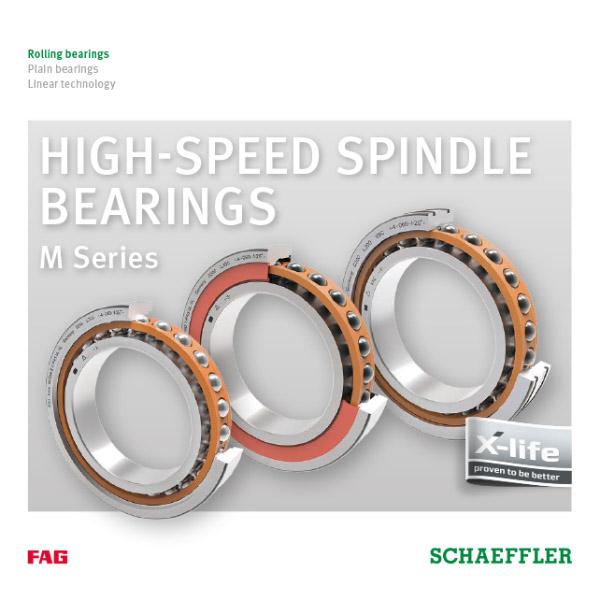 High-Speed Spindle Bearings