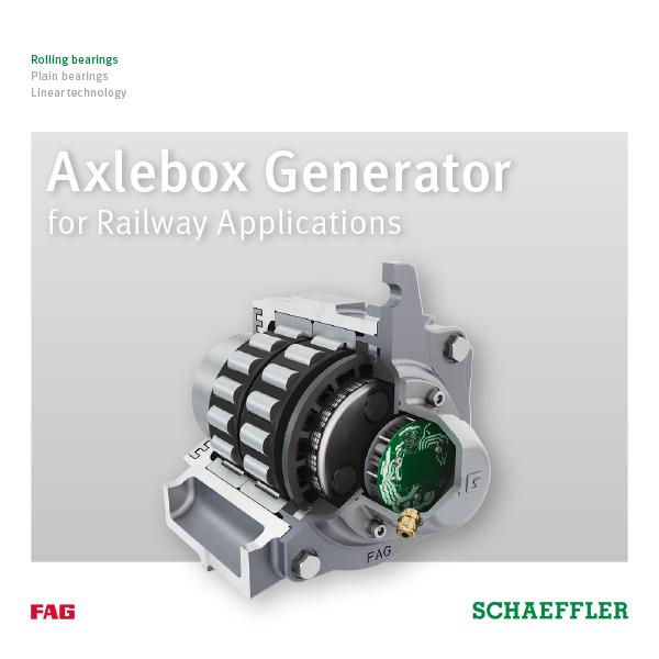 Axlebox Generator for Railway Applications