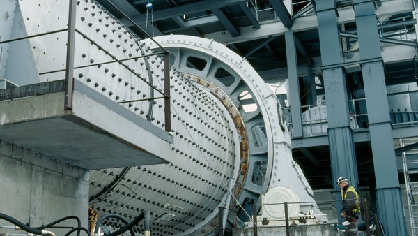 ASB Grinding Mills Competence Centre