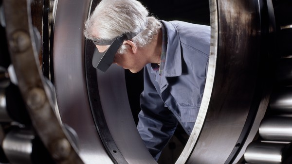 Industrial Bearing Reconditioning