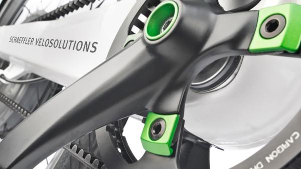 Schaeffler industry solutions for LEVs, bicycles, and sports: Schaeffler Smart E-Bike
