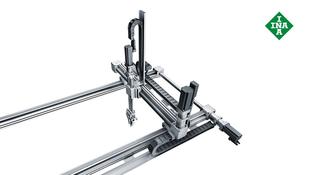 Schaeffler linear guides: Individual system solutions