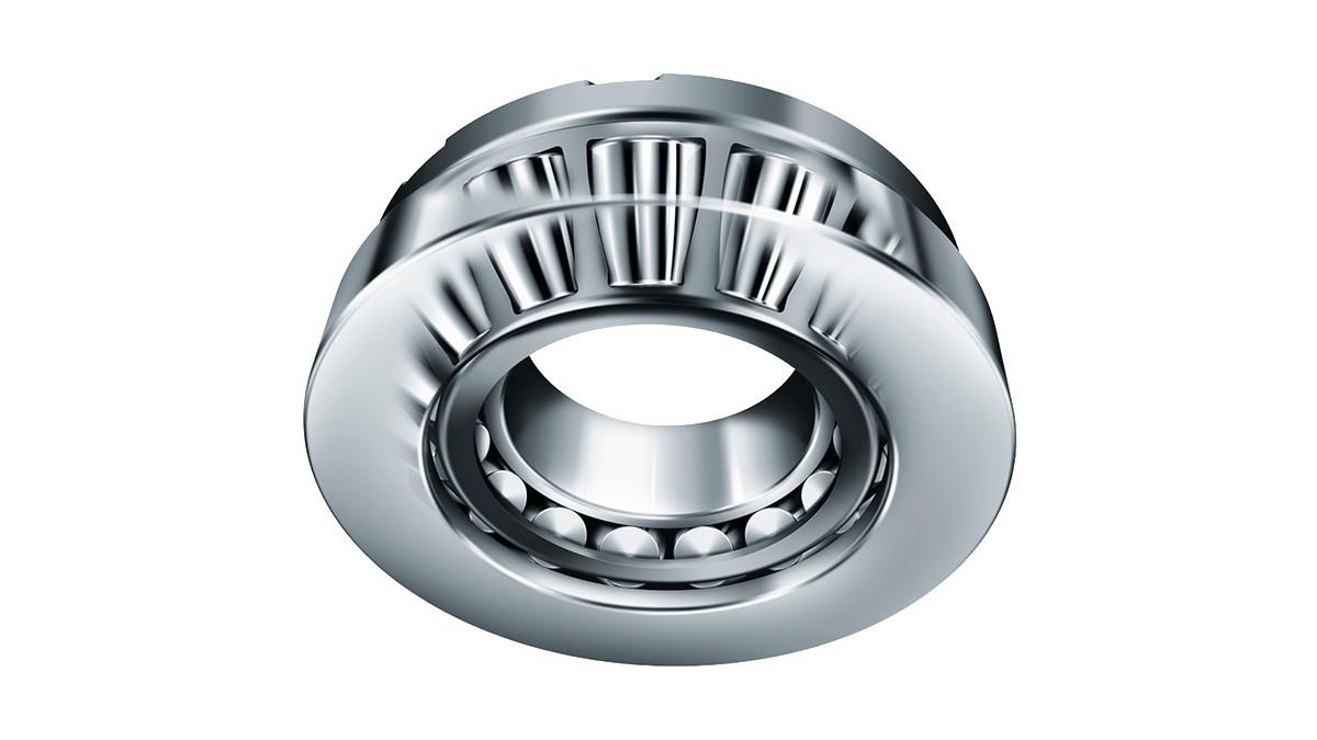 Schaeffler rolling bearings and plain bearings: Axial spherical roller bearings