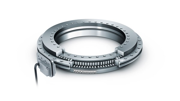 Schaeffler rolling bearings and plain bearings: Axial-radial bearings with integral measuring system