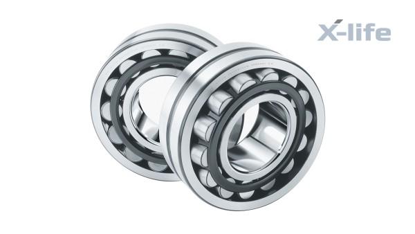 Schaeffler rolling bearings and plain bearings: Swivel-joint roller bearing for vibration machines