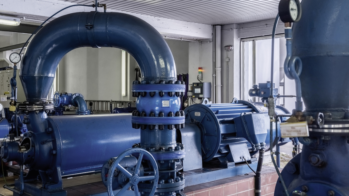 A Complete Solution from Schaeffler Ensures Reliable Pump Operation